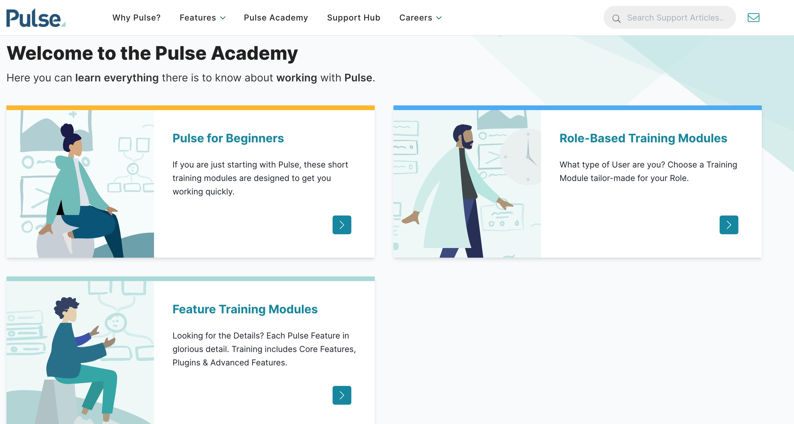 Pulse Academy e-Learning